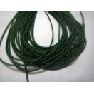 DARK GREEN MATT - 150 Inches French Metal Wire Gimp Coil Bullion Purl - Smooth Regular - 3.80 Meters
