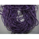 LAVENDER - 150 Inches French Metal Wire Gimp Coil Bullion Purl - Smooth Regular - 3.80 Meters