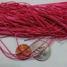 ANTIQUE FUCHSIA - 150 Inches French Metal Wire Gimp Coil Bullion Purl - Smooth Regular - 3.80 Meters