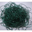 DARK GREEN - 150 Inches French Metal Wire Gimp Coil Bullion Purl - Smooth Regular - 3.80 Meters